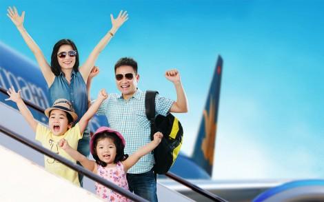 Cất cánh cùng Vietnam Airline 2015