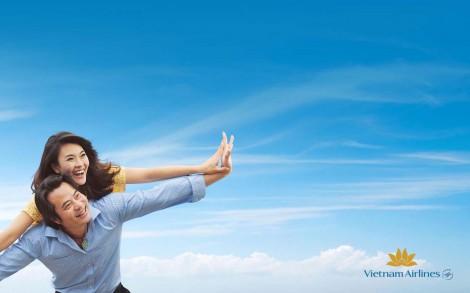 Cất cánh cùng Vietnam Airline 2014