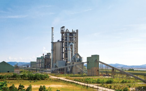 Thang Long Cement Factory